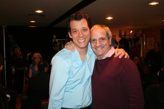 John Tartaglia and Ron Palillo