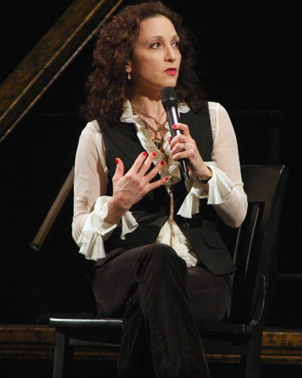 Photo Coverage: 'Talkback Tuesdays' at CHICAGO with Bebe Neuwirth