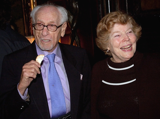 Photo Coverage: LOVE 'N' COURAGE Benefit Honors Elaine Stritch