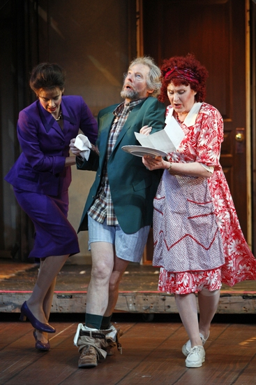Photo Flash: NOISES OFF At South Coast Rep