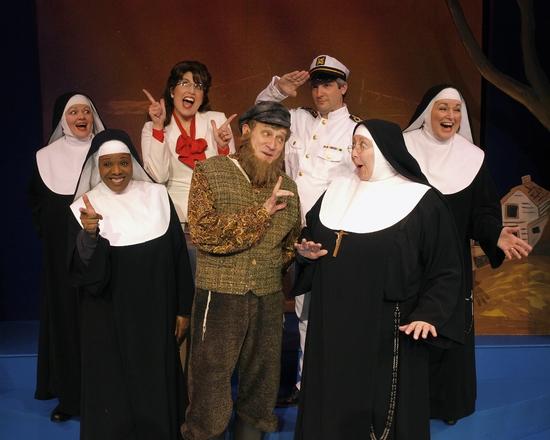 Photos: WBT Presents 'MESHUGGAH-NUNS'- The Ecumenical Nunsense