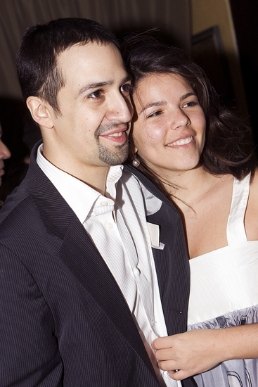 Photo Coverage: Lin-Manuel Miranda Bids Farewell to 'HEIGHTS' - Party Time!