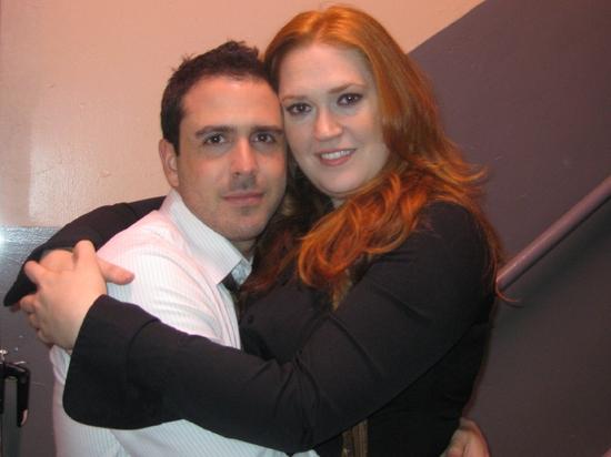 Scott Alan and Katie Thompson