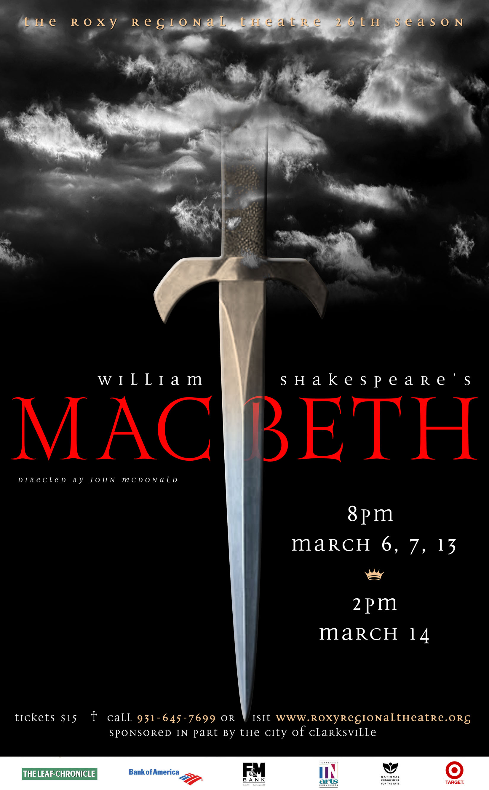 emotion fear william shakespeare s macbeth Macbeth at a glance in macbeth, william shakespeare's tragedy about power, ambition, deceit, and murder, the three witches foretell macbeth's rise to king of scotland but also prophesy that future kings will descend from banquo, a.