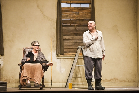 Photo Flash: American Repertory Theatre's END GAME