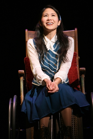 Deedee Magno Hall as Nessarose at Cast of WICKED San Francisco