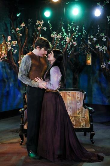 Photo Flash: Cherry Orchard At Strawdog Theater