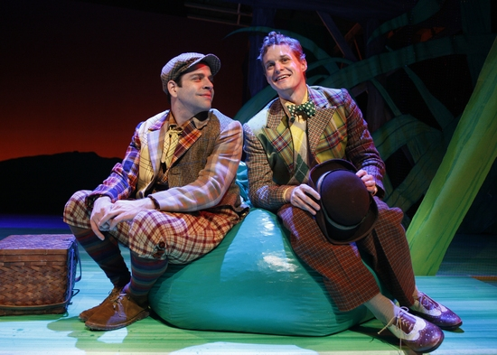 Photo Flash: A YEAR WITH FROG AND TOAD at South Coast Rep