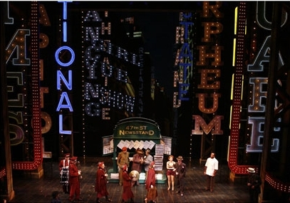 Photo Flash: Guys & Dolls Hits Broadway; Opening Night is March 1
