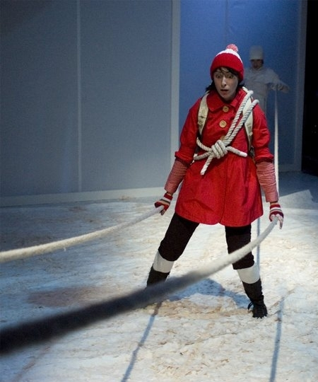 Photo Flash: ROSE AND THE RIME At House Theater Of Chicago