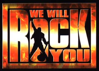 Mirvish Extends Toronto WE WILL ROCK YOU Thru 6/28