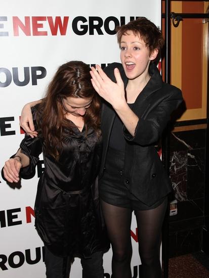 Lilli Taylor and Jena Malone