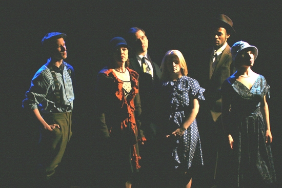 Photo Flash: 'Brother, Can You Spare A Dime?? Musical Revue
