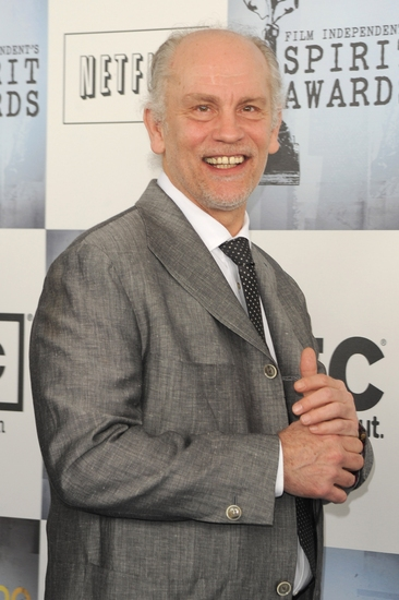 John Malkovich at 2009 Independent Film Spirit Awards