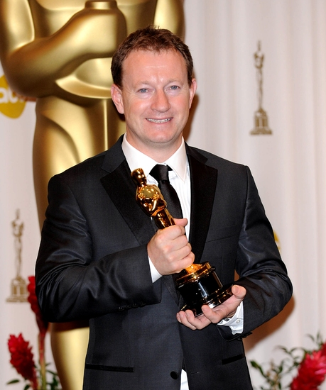 Photo Coverage: OSCARS 2009 - The Winners Room