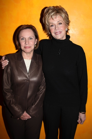 Marianne Mills and Jane Fonda