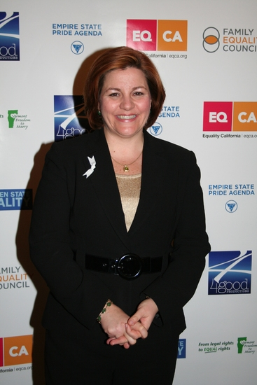 Speaker of the New York City Council Christine C. Quinn