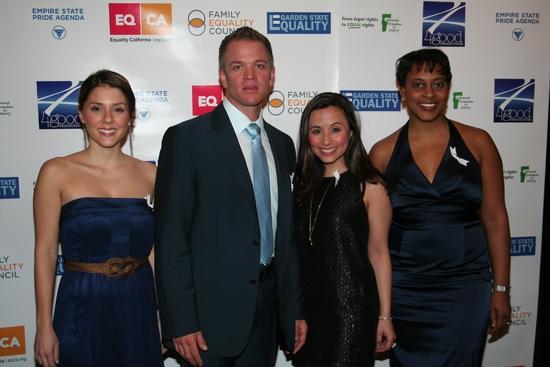 Producers; Jen Walden, Anthony Galde, Di Ana Pisarri and Schele Williams Photo