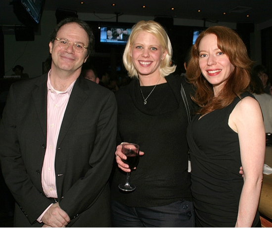 Douglas Aibel, Andrea Stiles , and Emily Ackerman