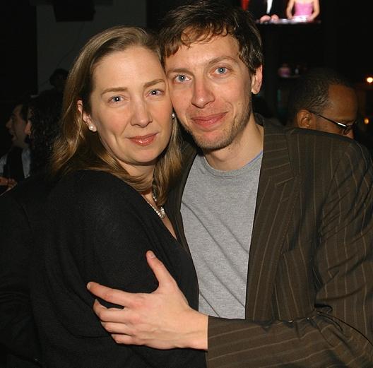 Jennifer Garvey-Blackwell and Michael Friedman
