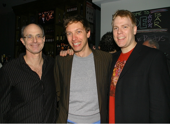 Jim Lewis, Michael Friedman, and Erik James