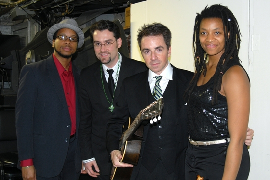 Andrae Murchison, Nathan Peck, Howard Fishman, Mazz Swift