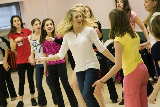 Photo Coverage: Bailey Hanks at 'The Broadway Workshop'