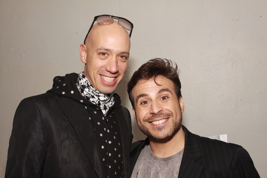 Photo Flash: NYC Gay Men's Chorus 'LAUGH OUT LOUD' Gala
