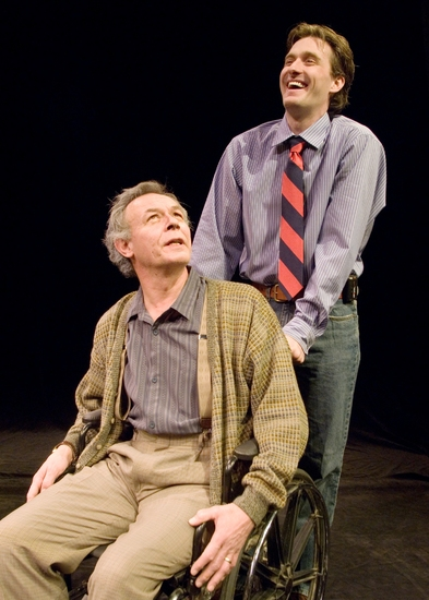 Photo Flash: Tuesdays With Morrie At Taproot Theater
