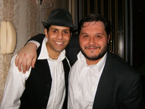 Brandon Koller and Joe Tokarz Photo