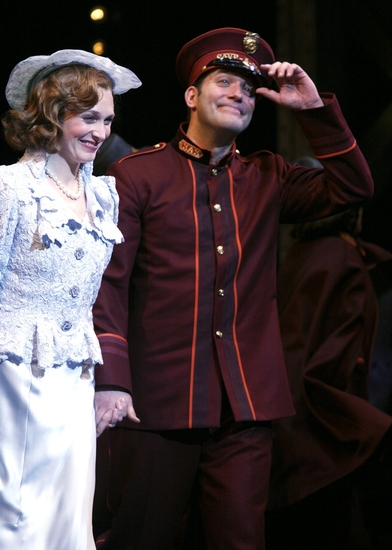 Photo Coverage: GUYS & DOLLS Opening Night Curtain Call!