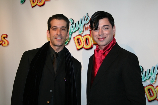 Raymond Del Barrio and Malan Breton