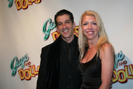 Raymond Del Barrio and Kelly Devine