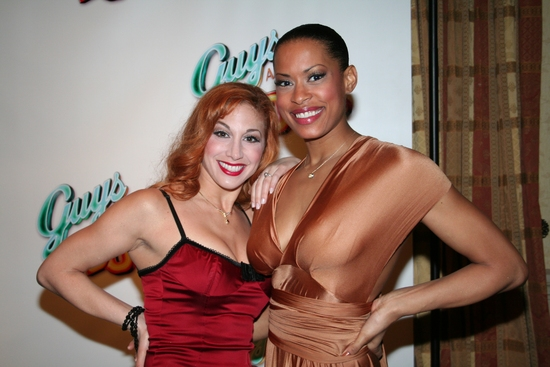 Photo Coverage: GUYS & DOLLS Opening Night Party