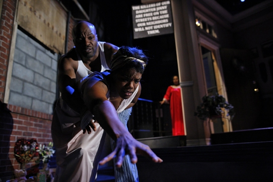 Photo Flash: Signature Theater's ZOOMAN AND THE SIGN