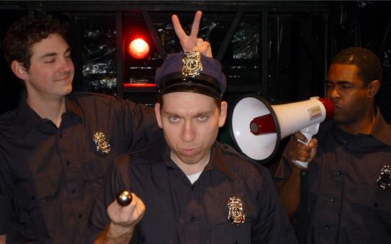 Photo Flash: POLICE ACADEMY Insurgency Emergency