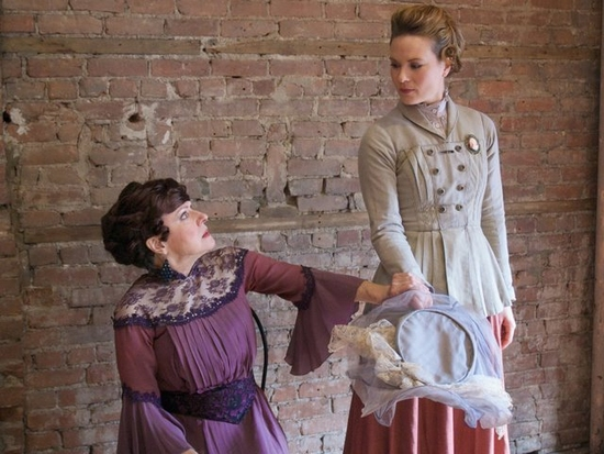 Photo Flash: BOO-Arts Presents Mrs Warren's Profession