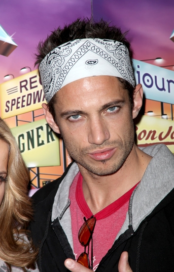 Photo Coverage: 'ROCK OF AGES' Meets the Press