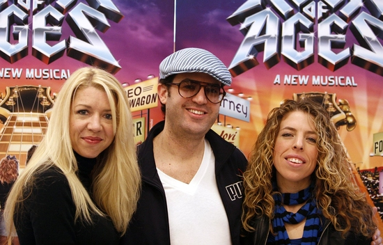 Kelly Devine, Chris D'Arienzo and Kristin Hanggi