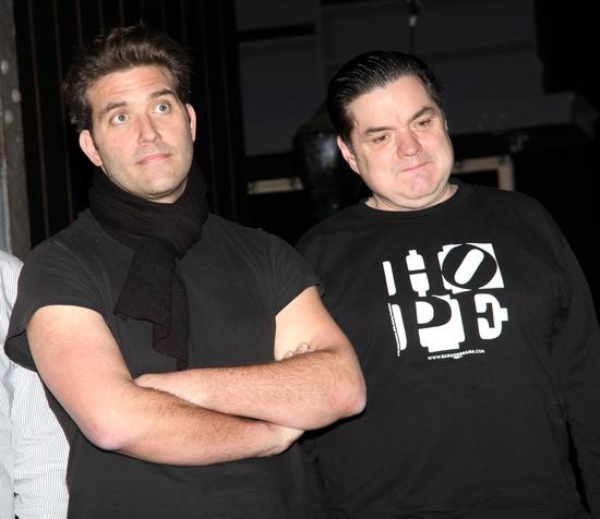 Craig Bierko and Oliver Platt