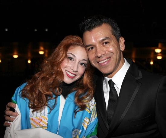 Lorin Latarro and Sergio Trujillo