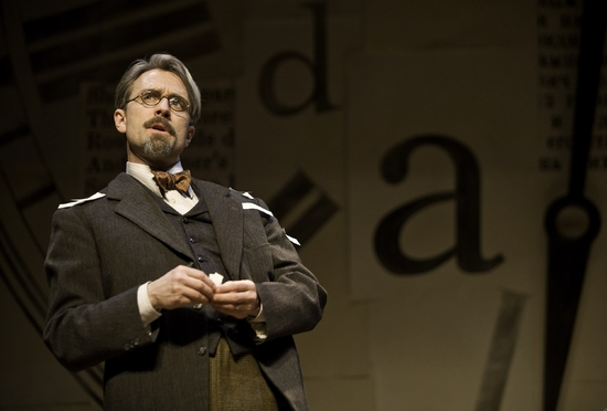 David Storch at Travesties At Soulpepper