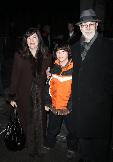 Lisa Loomer, Marcello and Joe Romano