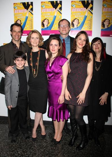 Josh Stamberg, Matthew Gumley, Cynthia Nixon, Shana Dowdeswell, Mark Brokaw, Natalie Gold and Lisa Loomer