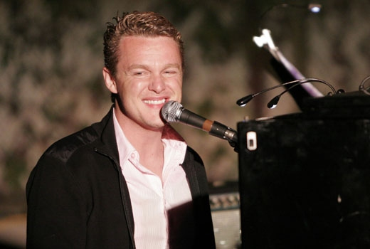 Photo Coverage: Espinosa, Bean & Reichard at Upright Cabaret's Desert Kick-Off