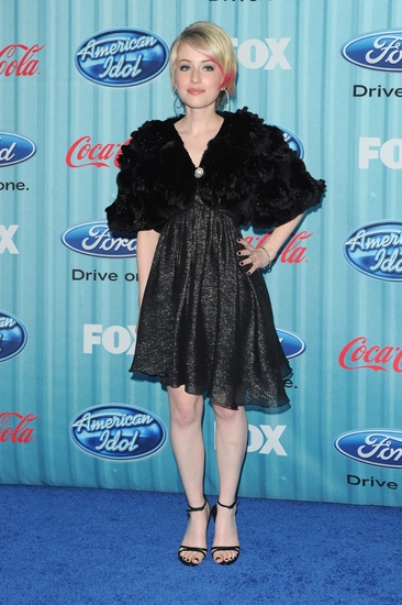 Photo Coverage: FOX Celebrates AMERICAN IDOL's Top 13 Finalists!