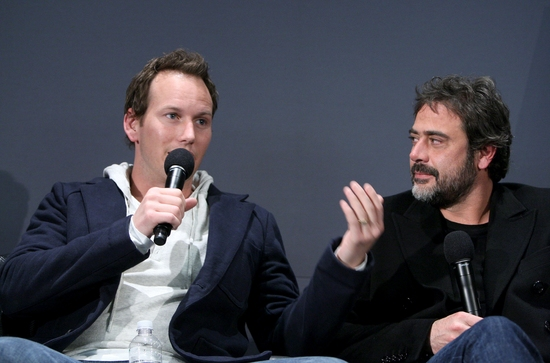 Photo Coverage: 'WATCHMEN' Wilson and Morgan Q&A at Apple Store SOHO