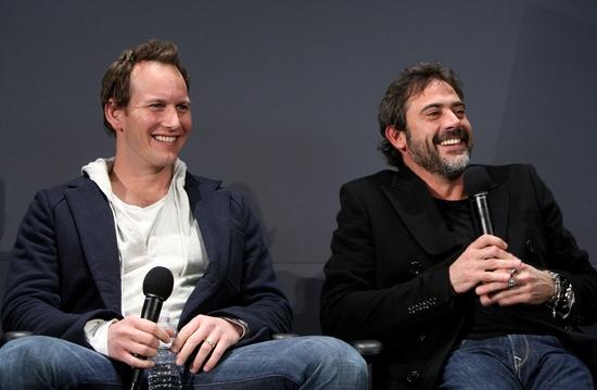 Patrick Wilson and Jeffrey Dean Morgan