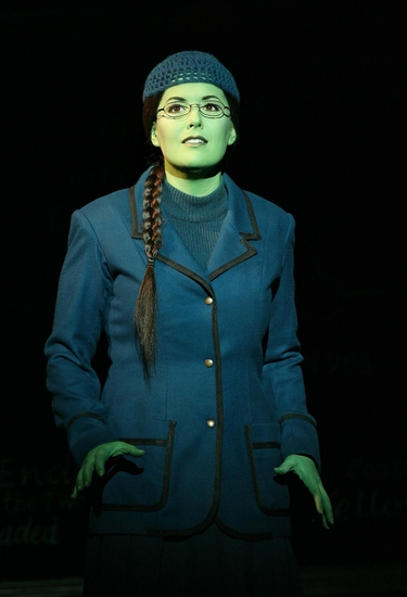 Photo Flash: WICKED 2nd National's 'Elphaba' Marcie Dodd