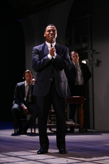 Photo Flash: THE GOOD NEGRO At The Public